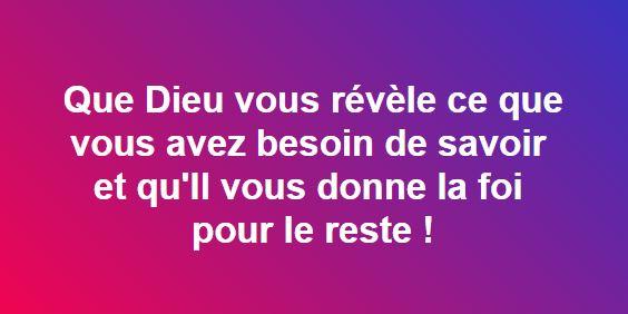 foi-revelation